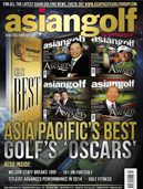 Cover AsianGolf Mounthly 2014